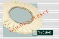 Полировальный круг – грубые складки тип D1BK