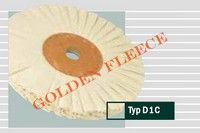 Полировальный круг – складки по спирали тип D1C